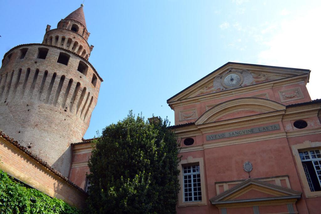 Italy: Castello di Rivalta (Castle of Rivalta)