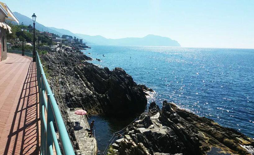 Genova Nervi in one day