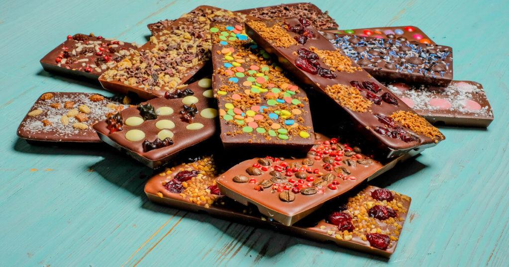 Hamburg Chocoversum Chocolate Museum