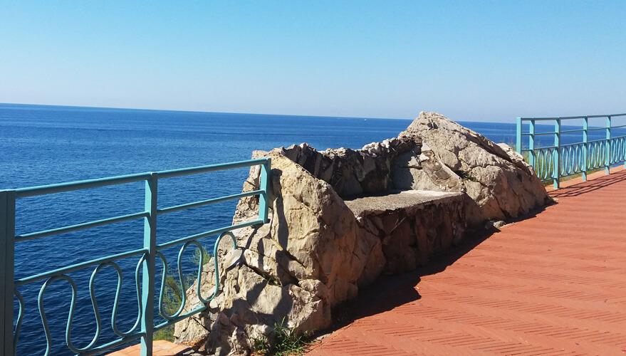 Visit Genova Nervi