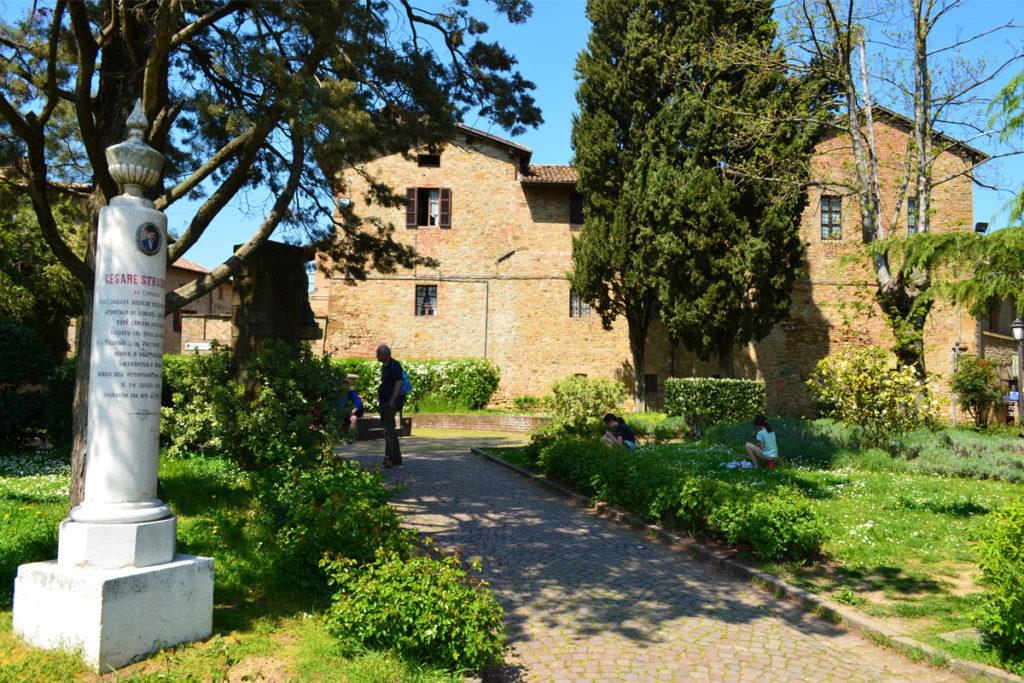 Travel Italy: Castell'Arquato