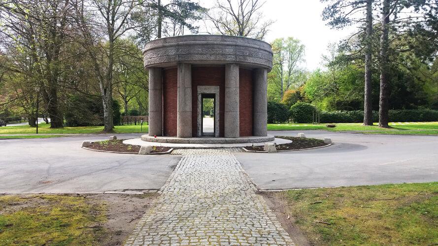 Ohlsdorf Park Hamburg Hero Cemetery