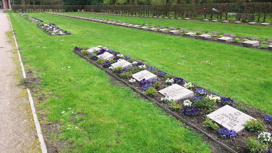 Ohlsdorf Park Hero Cemetery