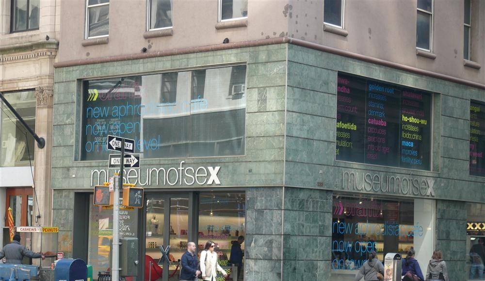 New York Museum of Sex