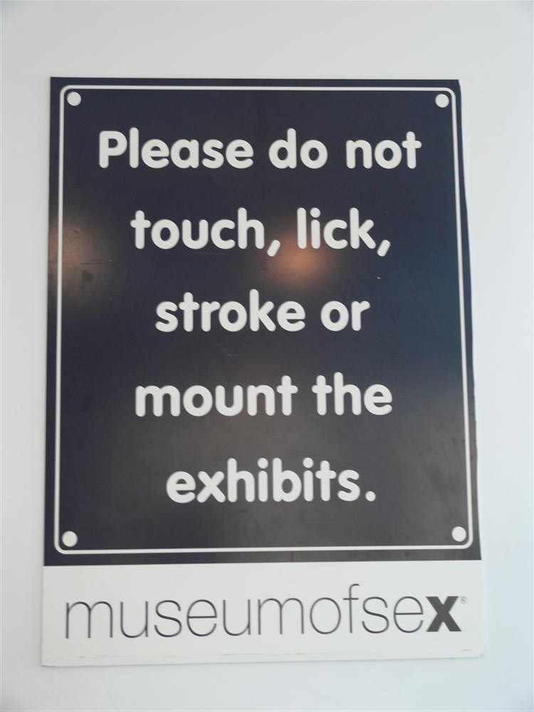 New York Museum of Sex