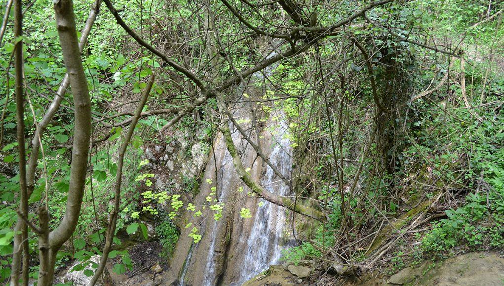 Italy, Le cascate di Monticelli Brusati