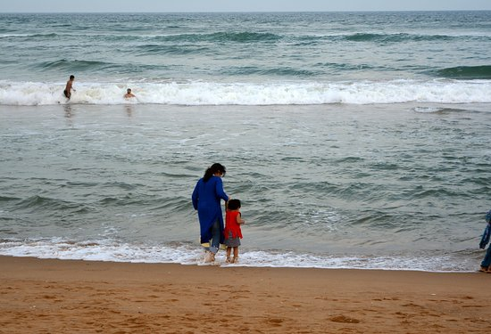 Gopalpur Sea Beach Orissa