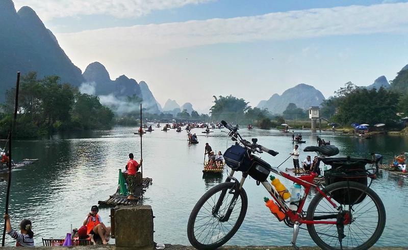China Travel – Biking Through China